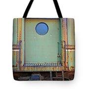 Trainyard 9 Tote Bag