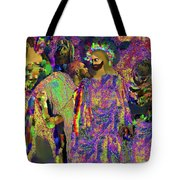 Traitor In The Midst Tote Bag