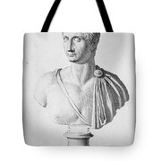 Trajan (c52-117) Tote Bag by Granger