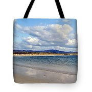 Tramore Beach Donegal Tote Bag