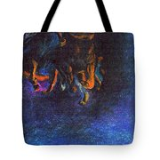 Trampled Tote Bag