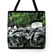 Tranquil Blossom Tote Bag