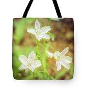 Tranquil Carolina Spring Beauty Tote Bag