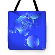 Tranquil Effervescence  Tote Bag