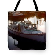 Tranquil Harbor Tote Bag