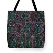 Tranquil Pattern Tote Bag