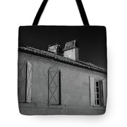 Tranquil Road Tote Bag
