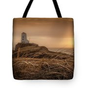 Tranquil Sunset At Llanddwyn Island - Anglesey, North Wales Tote Bag