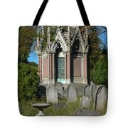 Tranquil Tomb Tote Bag