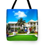 Tranquility Bay West View Tote Bag