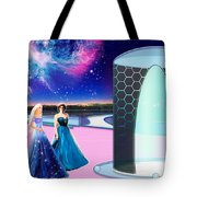 Tranquility Lake Tote Bag