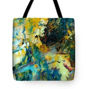 Tranquility Man #307 Tote Bag