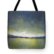 Tranquility Of The Sunset Tote Bag