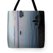 Tranquility On Sebago Tote Bag