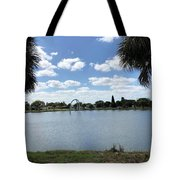 Tranquility - Port Richey, Florida Tote Bag
