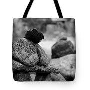 Tranquility Rocks Buddhist Monastery Carmel Ny  Tote Bag