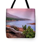 Tranquillity At Dawn Tote Bag