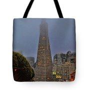 Trans American Building -1 Tote Bag