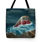 Trans Europe Express Tote Bag