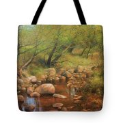 Transcarpatien Landscape Tote Bag