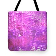 Transcend The Ripples Tote Bag