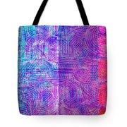 Transchromigration #1 Tote Bag