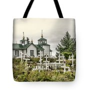 Transfiguration Of Our Lord Church Tote Bag