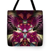 Transfigured Future Tote Bag