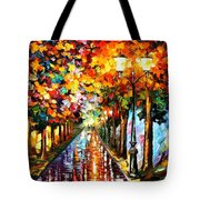 Transformation Of The Night Tote Bag