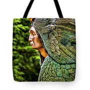 Transformation Through Forgiveness Tote Bag