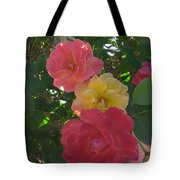 Transforming Beauty Tote Bag