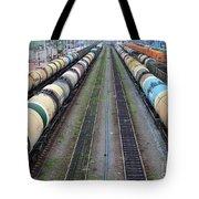 Transiberiana Tote Bag