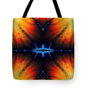 Transient Propagation Tote Bag