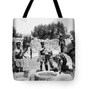Transjordan: Frontier Guards Tote Bag