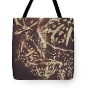 Translucent Abstraction Tote Bag