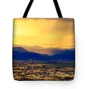 Translucent Spirit  Tote Bag
