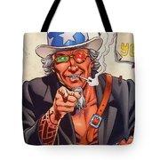 Transmetropolitan Tote Bag