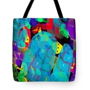 Transparencies Tote Bag