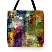 Transparent Layers Four Tote Bag