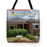 Transportable Homes For Sale  Tote Bag