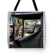 Transportation Tote Bag