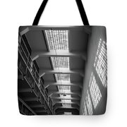 Trapped In Shadows Tote Bag