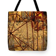 Trapped Walkthrough Tote Bag