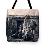 Trappers Tote Bag