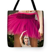 Travel Down Your Own Road And Dance To Your Own Beat Tote Bag