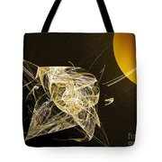 Travel In Time To 1969 Circle The Sun Tote Bag