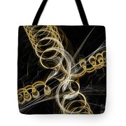 Travel In Time To 1969 Spring Into Space Tote Bag