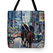Travel Notebook. New York. Third Day Tote Bag