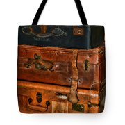 Travel - Old Bags Tote Bag