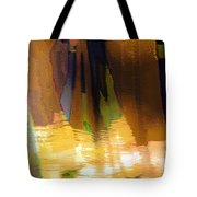 Travel Shopping Colorful Scarves Abstract Series India Rajasthan 1j Tote Bag